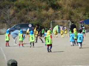 キッズサッカー3